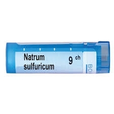 NATRUM SULFURICUM CH 9 / НАТРУМ СУЛФУРИКУМ